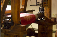 visite guidée croix rousse soie tissage jacquard