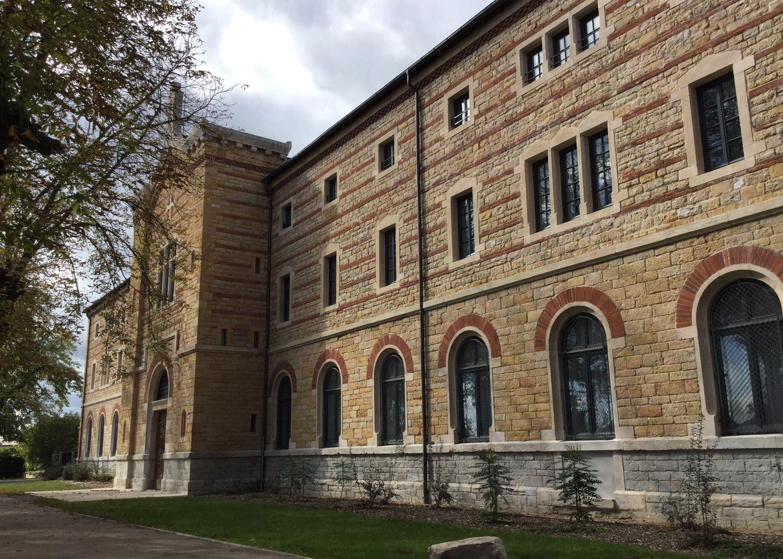 randonnée lyon convent Visitation Fouviere