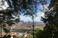 Fourvière vue Lyon